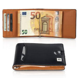 5511000f8542a Das Bild wird geladen Geldbeutel-Herren-schmal-mit-Muenzfach-und-RFID-Schutz -