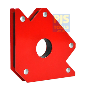 Weldability Multi Angle Magnetic Welders Clamp 45 90 /& 135 Degree 15 kg support