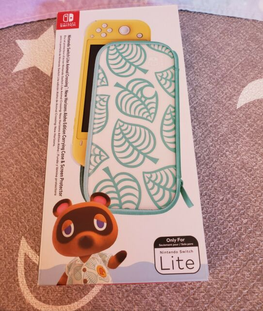 Nintendo Switch Lite Animal Crossing New Horizons Aloha ...