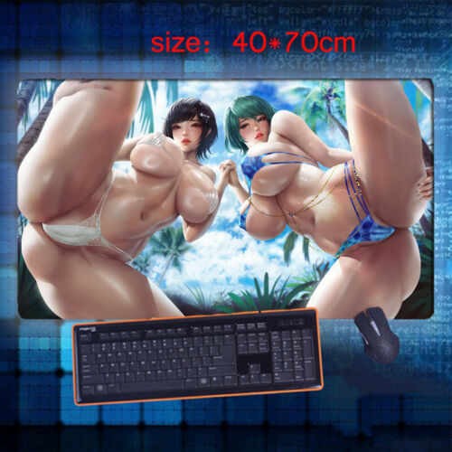 Anime dead or alive nagisa Mouse Mat Mouse Pad Oversize Mat Gift 40*70cm