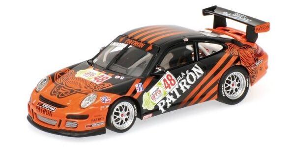 Porsche 911 gt3  C. MORGAN IMSA gt3 Challenge 1 43 model Minichamps  économisez jusqu'à 30-50%