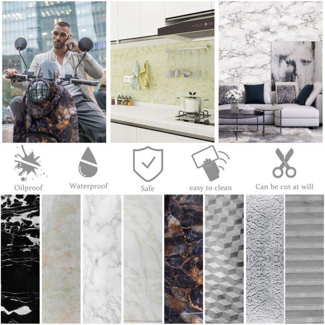 Wall Decor Tile Backsplash Self Adhesive Dark Copper Home Kitchen Tiles 24 Pack For Sale Online Ebay