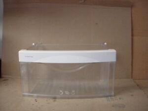 Details about GE Refrigerator Bottom Crisper Pan Part # WR32X10185  WR32X10369