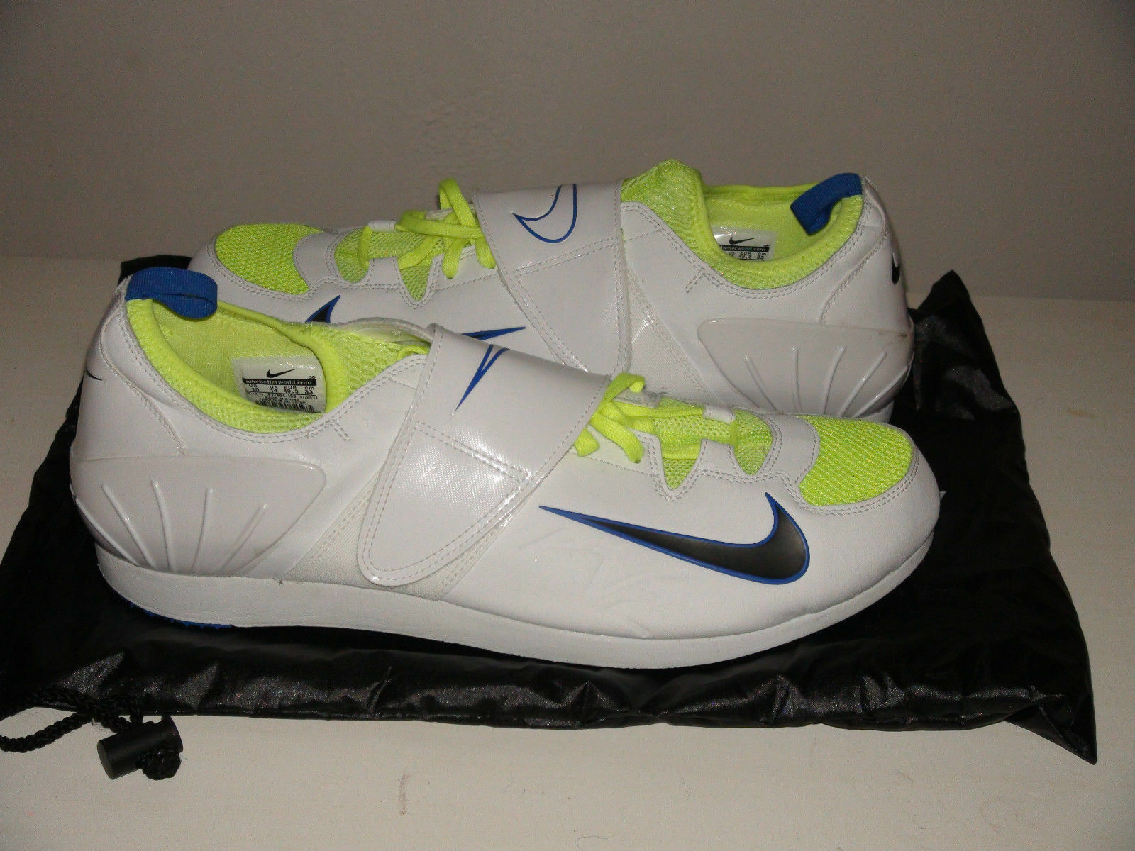 Nike 317404 Zoom Pv Pole Vault II PV2 Men's Track Field Spikes Shoes New 13