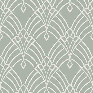 Astoria-Art-Deco-Papier-Peint-Rouleaux-Canard-uf-Argent-Rasch-305333