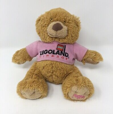 9/'/'  Brown Plush Teddy Bear Super Soft