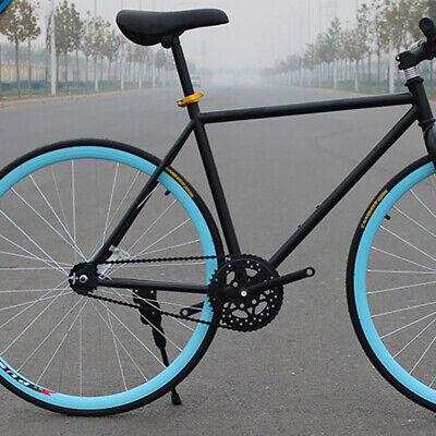 Nouveau YBN Vitesse Unique Couleur Chaîne pour piste fixie fixed gear vélo jaune