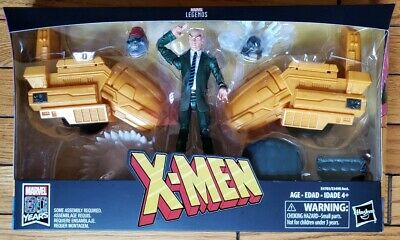 Marvel Legends 80th Ann X-MEN PROFESSOR X 6in Figure /& Hover Chair Vehicle NEW