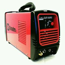 "SIMADRE PLASMA CUTTER BRAND NEW 50RX 50A 110V/220V w POWER AG-60 1/2"" CLEAN CUT"