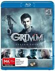 Grimm : Season 4 (Blu-ray, 2016, 5-Disc Set)