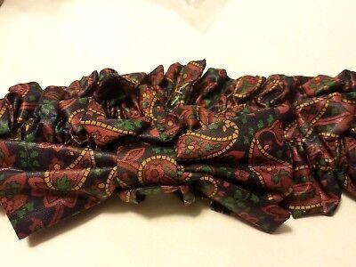 "NEW!! COTTAGE TRELLIS Fabric Longaberger /""SMALL GARTER/"""