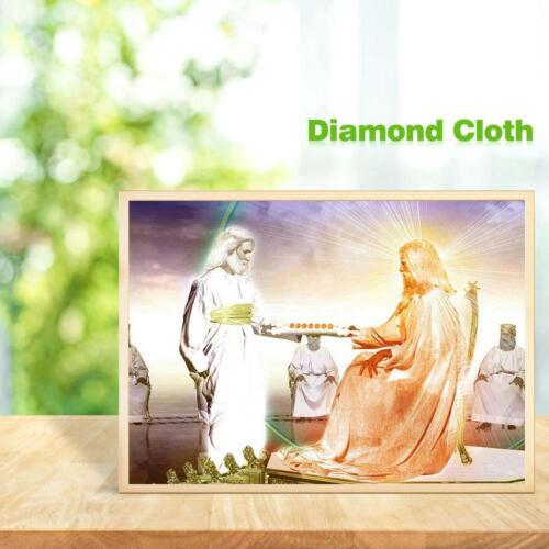 DIY Diamantmalerei Stickerei Kits Handarbeiten Set Kreuzstich Mosaik Kunst Gesch