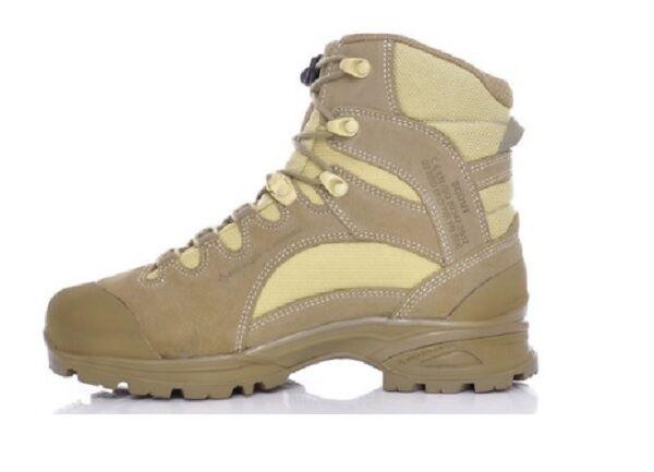 HAIX Scout Goretex Desert Goretex Scout German Army Outdoor Freizeit Einsatz Stiefel Stiefel 47 d881f7