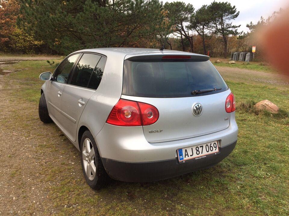 VW Golf V, 1,4 TSi 122 GT Sport, Benzin