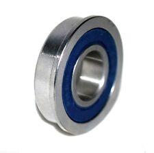 10 Pcs Fr8 Rs Fr8 2rs Sealed Flanged Ball Bearings 12 X 1 18 Usbb Ib