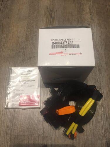 Genuine Toyota OEM Spiral Cable Kit RAV4 HIGHLANDER COROLLA YARIS 04004-07122