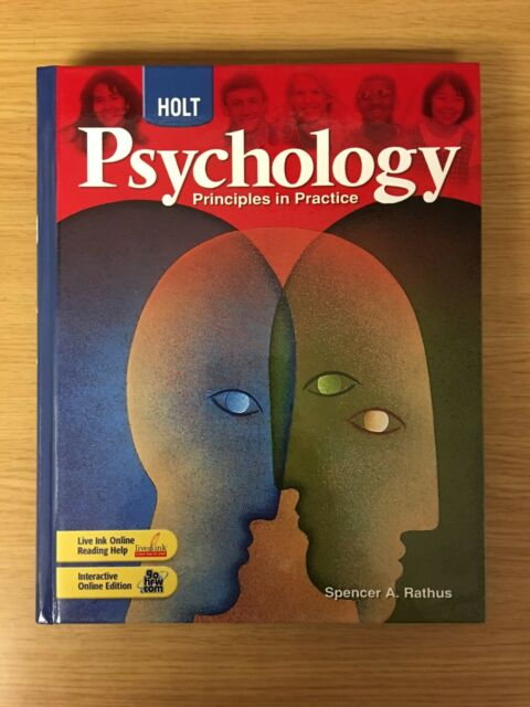 Holt - Psychology: Principles in Practice (Student Edition) BRAND NEW