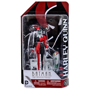 DC Coomics Batman The Animated Series Harley Quinn Classic Action Figure n.12