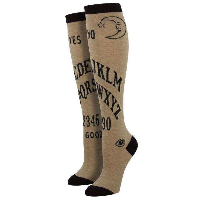 Socksmith Women/'s Over The Knee Socks Raccoon Brown Striped Novelty Footwear