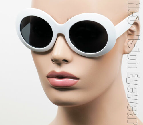 Oversized-Oval-Sunglasses-Jackie-O-Pinup-Vintage-Style-Smoke-K693