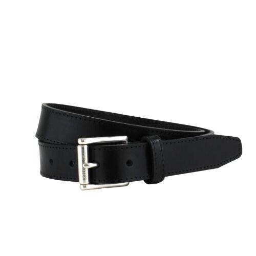 Cinturino 3cm Made in England Da Uomo Italiano Cintura in Vera Pelle Formale