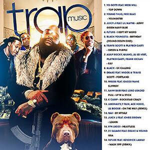 Details about Trap Music Mixtape Migos Black Youngst Yo Gotti YFN Lucci  Future New June 2017