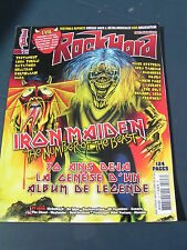 ROCK HARD 2012 123 IRON MAIDEN LUCA TURILLI KATATONIA GOJIRA LINKIN PARK HELLYEA