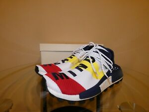 premium selection df844 c1e4d Details about Adidas Hu Pharrell X Billionaire Boys Club BBC NMD Human Race  BB9544 Size US 11