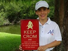 Keep Crom Sign ATA258