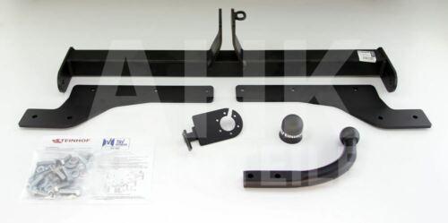 Ford Mondeo MK III Turnier Anhängerkupplung starr+ES 7p ABE