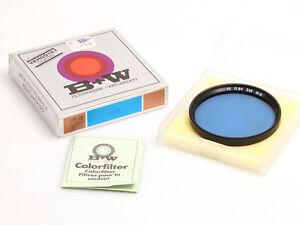 B+W Korrekturfilter Blau KB12 Filterfassung E55