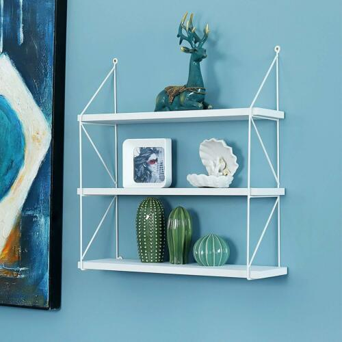 3 Tier Shelf Wall Display Storage Rack Holder WELLAND