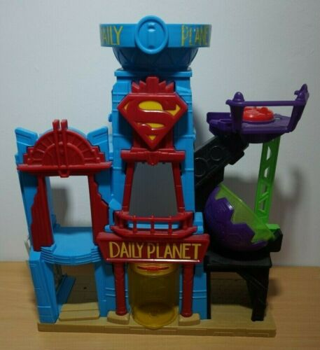 SUPERMAN Imaginext Daily Planet