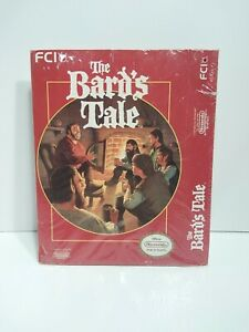 Bard's Tale Has Original Jacket  (Nintendo Entertainment System, 1991)