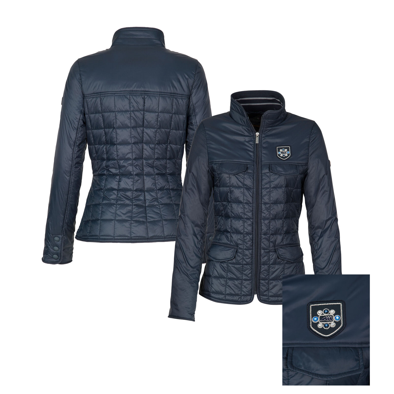 Equiline Equiline Equiline - Damen Steppjacke IVY aab0ae