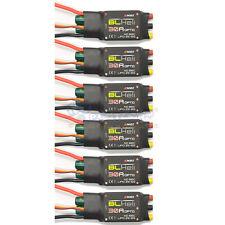 6x Emax RC Multirotor Blheli Firmware 30A OPTO Electronic Speed Controller ESC