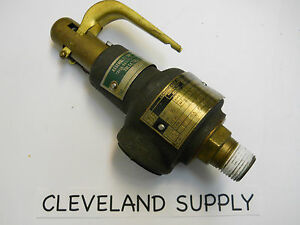 Image Is Loading Dresser Consolidated 154 Safety Relief Valve 125 Set