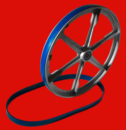 3 BLUE MAX ULTRA DUTY BAND SAW TIRES FOR SEARS CRAFTSMAN 720.24220 BAND SAW