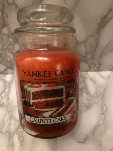 Retired You pick the scent Rare Yankee Candle Large Jar Hard to find