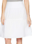 prAna Taja Skirt White Medium Organic Cotton NWT