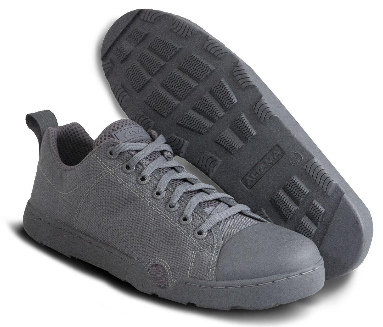Altama Marítimo Fuerzas Especiales Asalto Zapato bajo gris