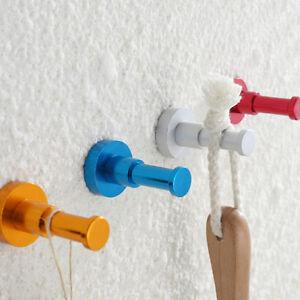 Kleiderhaken Diy diy bad toilette kleiderhaken aluminium garderobenhaken wandhaken