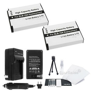2x-SLB-10A-Battery-Charger-for-Samsung-L313-ES50-ES55-HZ10W-HZ15W-IT100