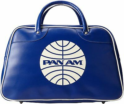 Pan Am Men's Explorer Bag, Blue, Large