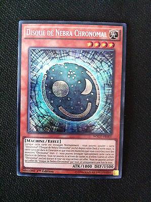FR001 NeuF YUGIOH WSUP Disque De Nebra Chronomal