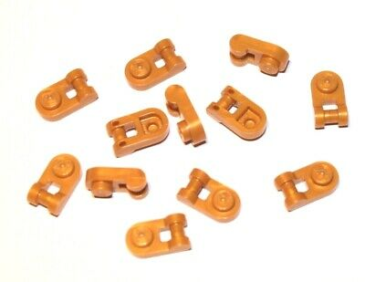 12x Lego ® Plate 1x1 Rounded with Grip Handle 26047 New ...