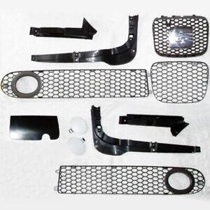 Seat-Leon-Toledo-1M-Umruestset-auf-FR-Top-Sport-Cupra-Stossstange-Front-Schuerze