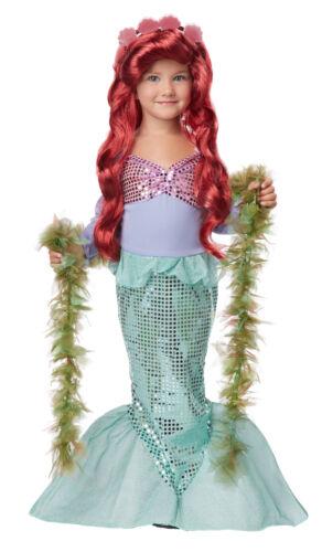 Meerjungfrau Kostüm Kind Lil Mermaid 000246