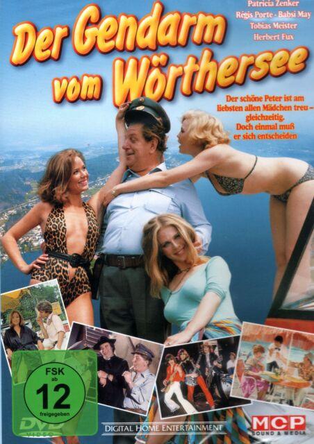 DVD - Der Gendarm vom Wörthersee - Patricia Zenker & Herbert Fux