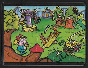Jouet Kinder Puzzle 2d K00 114 France 1999 + étui Tb32ekde-08012101-312705629